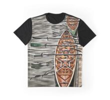 Triple Sculls Graphic T-Shirt