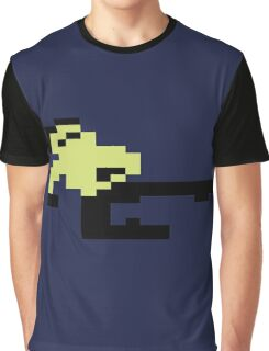 Bruce Lee C64 Graphic T-Shirt