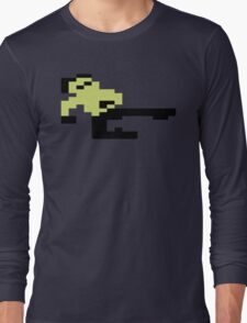 Bruce Lee C64 Long Sleeve T-Shirt