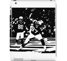 Rob Gronkowski Spike black/white iPad Case/Skin