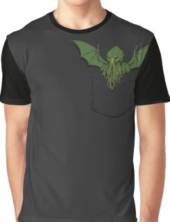 Pocket of Cthulhu Graphic T-Shirt