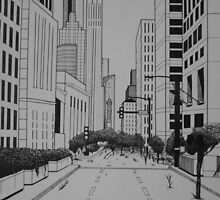 Chicago by yoitslinds