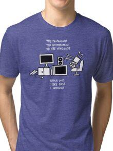 Which One Tri-blend T-Shirt
