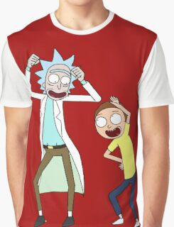 COME ON RICK n MORTY Graphic T-Shirt