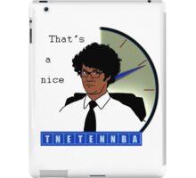 TNETENNBA iPad Case/Skin