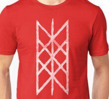 Web of Wyrd - White Rune Unisex T-Shirt