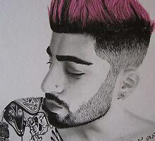 Zayn Malik by yoitslinds