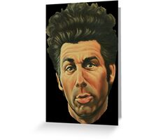 Kramer Greeting Card