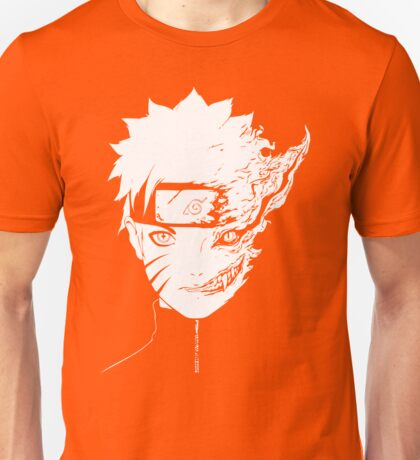 The Face of Beast Fox Ninja Unisex T-Shirt
