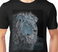 "ArtistryOfTcw ""Winter Lion"" Unisex T-Shirt"