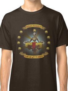 Embrace tranquility Classic T-Shirt