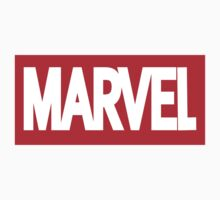 Marvel Logo One Piece - Short Sleeve
