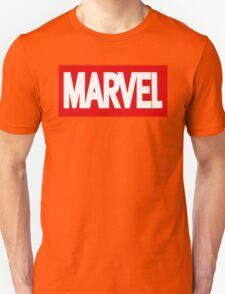 Marvel Logo Unisex T-Shirt