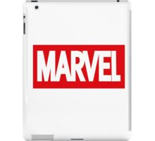 Marvel Logo iPad Case/Skin
