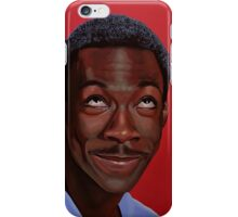 Eddie Murphy Painting iPhone Case/Skin