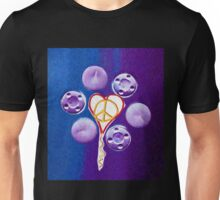 A lot of candles and love Unisex T-Shirt
