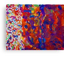Transforming Canvas Print