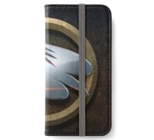 White Canary Legends of tomorrow iPhone Wallet/Case/Skin