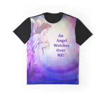 An Angel is Watching Over Me Merchandise Graphic T-Shirt