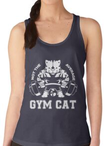 Not the average GYM CAT Women's Tank Top