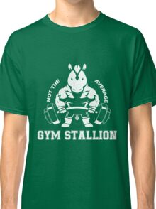 Not the average GYM STALLION Classic T-Shirt