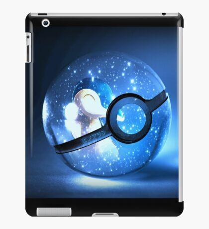 Cyndaquil Pokeball iPad Case/Skin