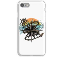 Nautical Splash iPhone Case/Skin