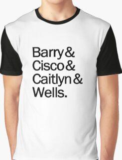 Original Star Team Names 2 Graphic T-Shirt