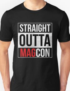 Straight Outta MagCon T-Shirt