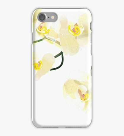 Orchid Plant iPhone Case/Skin