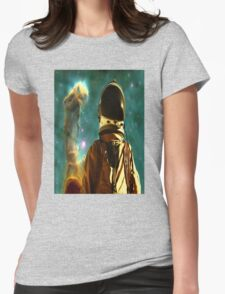 Lost in the Star Maker Womens Fitted T-Shirt