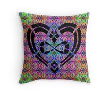 Love Infinitely Throw Pillow