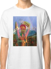 Fusion with the landscape Classic T-Shirt