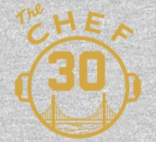 """Steph """"The Chef"""" Curry with the Pot One Piece - Long Sleeve"""