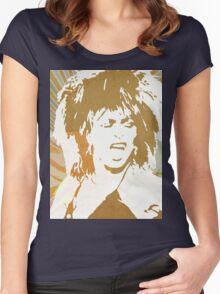 Grandma Tina Women's Fitted Scoop T-Shirt