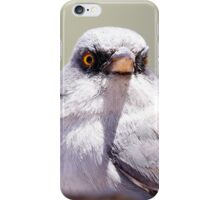 Yellow-eyed Junco iPhone Case/Skin