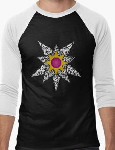 Pokemon Tribal - Starmie Pokemon Men's Baseball ¾ T-Shirt
