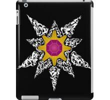Pokemon Tribal - Starmie Pokemon iPad Case/Skin
