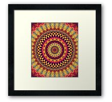 Mandala 012 Framed Print