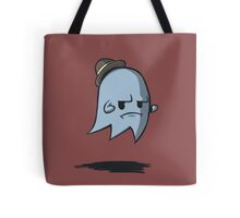 Irritated Beyond the Grave Tote Bag