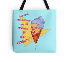 Ice Cream Rage Tote Bag