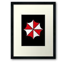Umbrella Corp. Framed Print