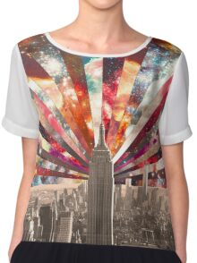 Superstar New York Chiffon Top
