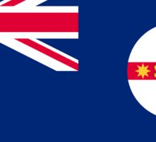 Flag of New South Wales  Sticker