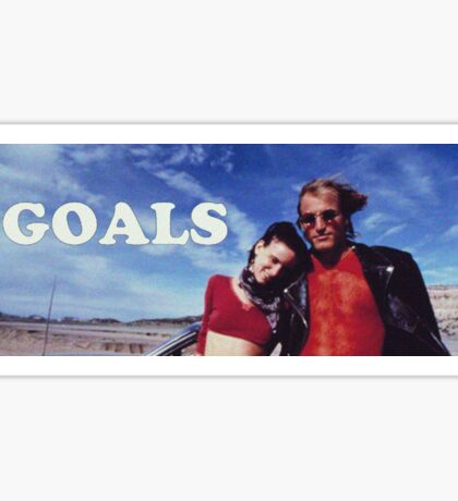 NATURAL BORN KILLERS - #GOALS Sticker