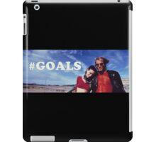 NATURAL BORN KILLERS - #GOALS iPad Case/Skin