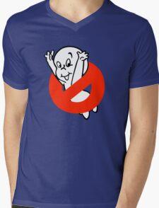No Ghost Mens V-Neck T-Shirt