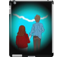 Crack on the Wall iPad Case/Skin