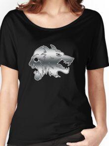 Forsaken Lodge: The Screaming Moon Women's Relaxed Fit T-Shirt