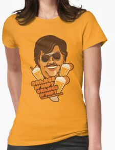 Orange Whip? Womens Fitted T-Shirt